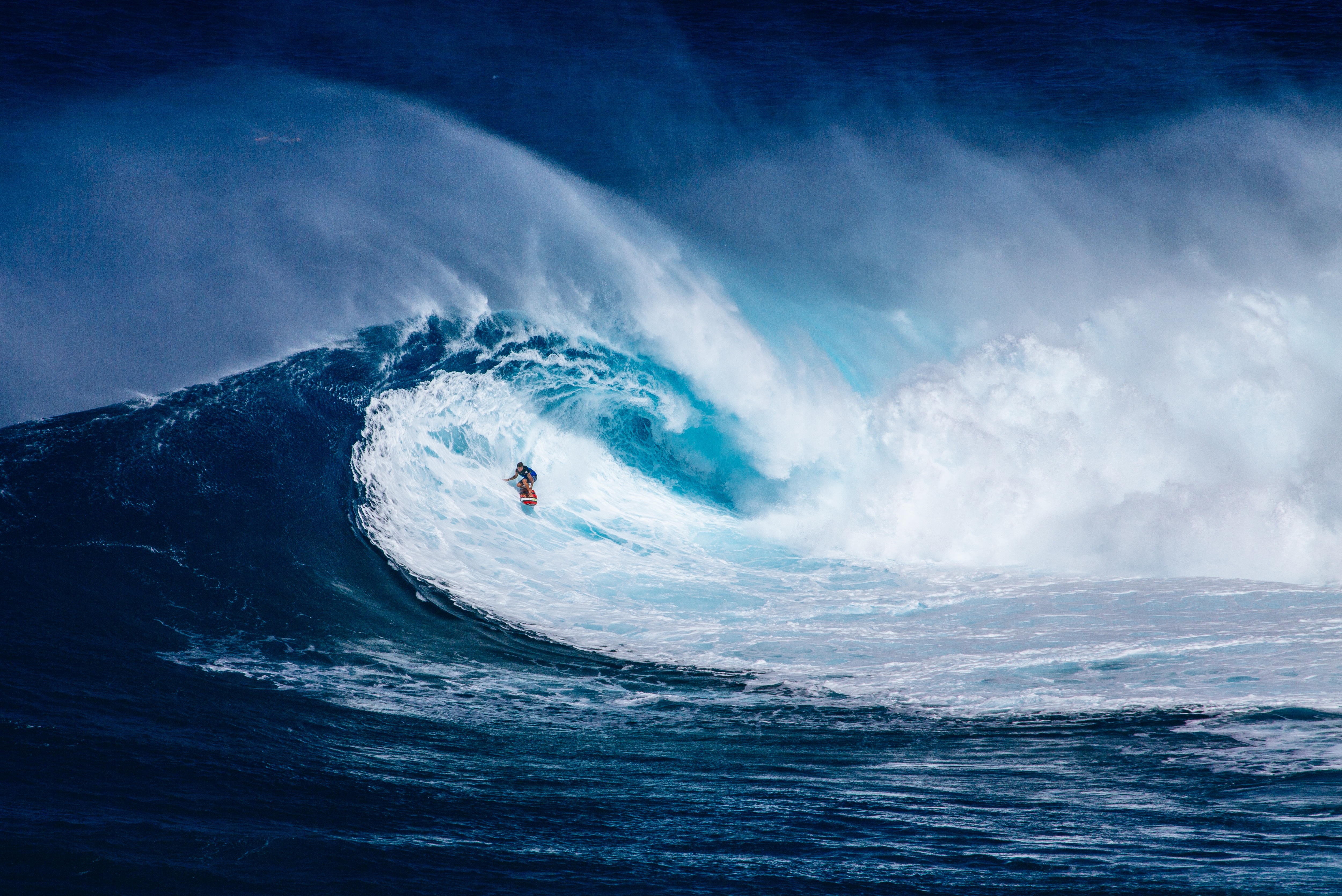 Riding The Waves: A Method for Approaching Life From A Place of Calm